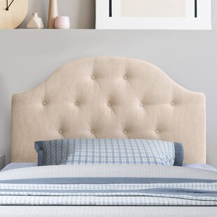 Messerly Upholstered Panel Headboard