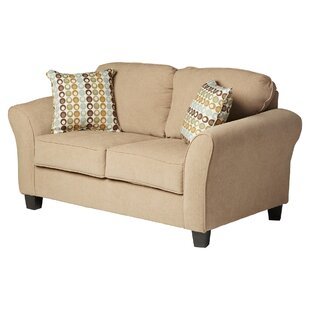 Serta Upholstery Franklin Loveseat by Three Posts