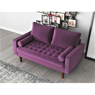 Admirable Woodell Loveseat Bralicious Painted Fabric Chair Ideas Braliciousco