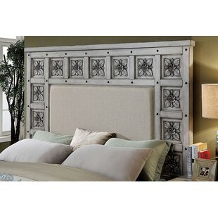 Northwoods Upholstered Panel Bed