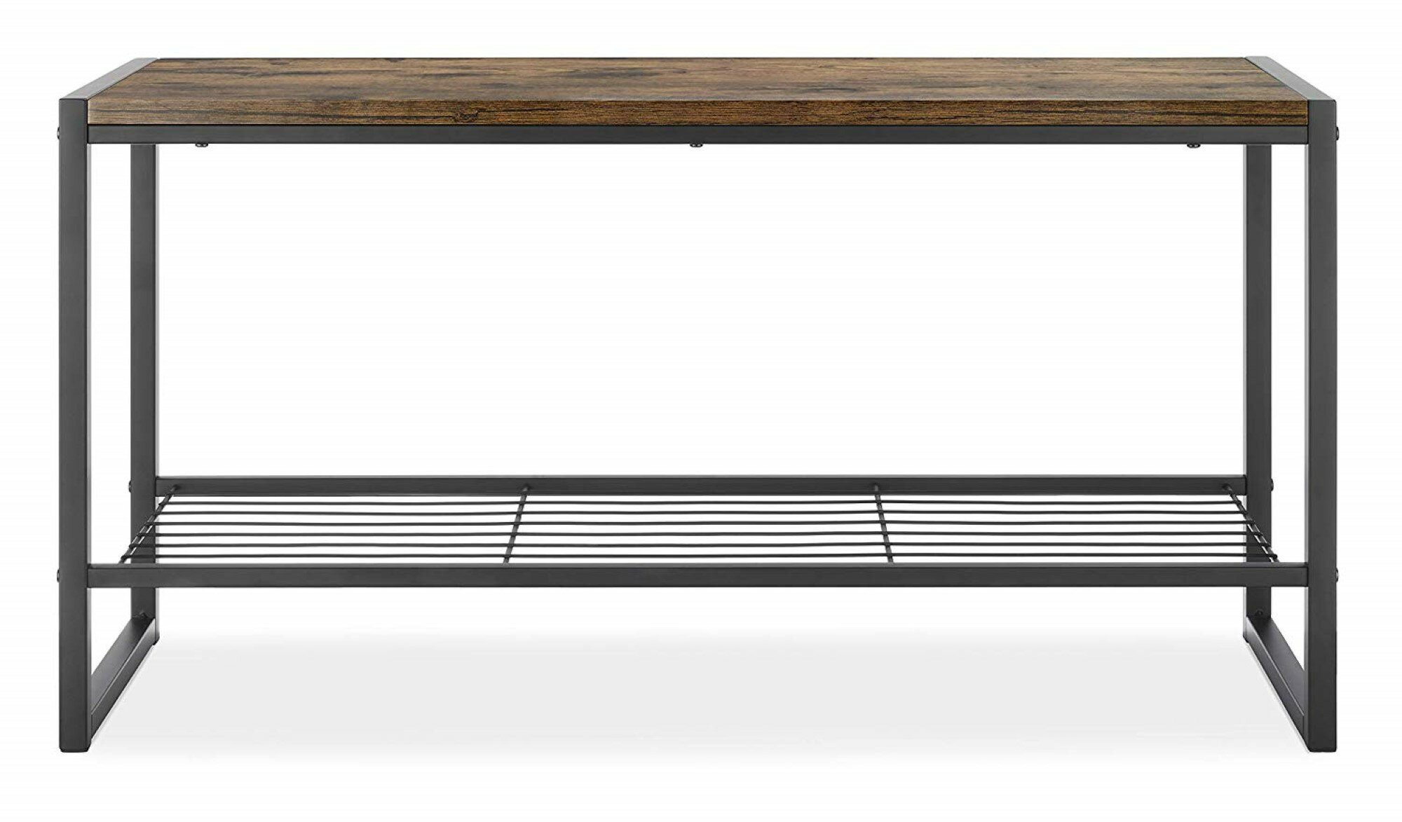 Union Rustic Stamey Manufactured Wood Bench Reviews Wayfair Ca