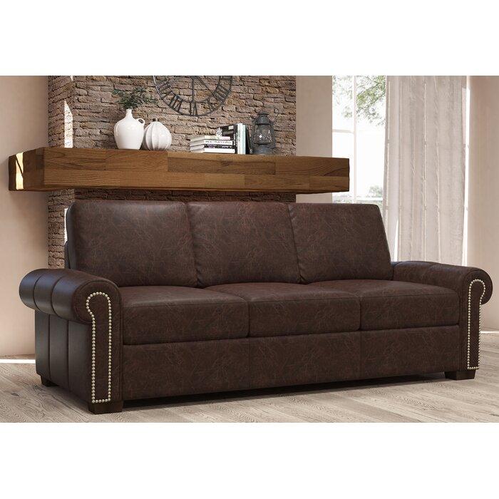 Astonishing Burke Leather Sofa Cjindustries Chair Design For Home Cjindustriesco