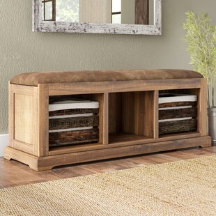 Donovan Upholstered Storage Bench