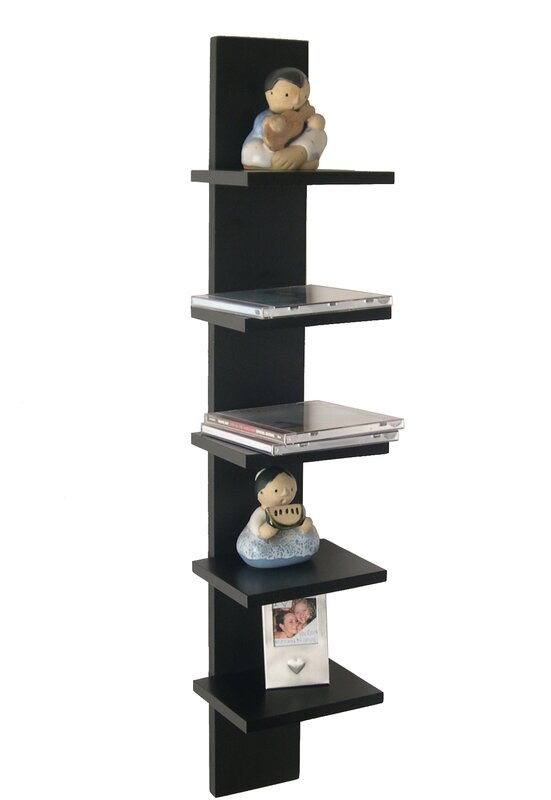 Superb Gammons Utility Column Spine Wall Shelf Design Ideas