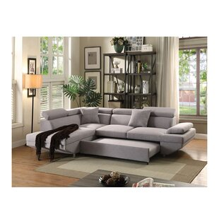 Crisfield Sleeper Sectional