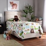 Zahoruiko Upholstered Standard Bed by Red Barrel Studio®