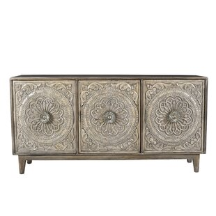 Palmyra 2 Door Accent Cabinet by Bungalow Rose