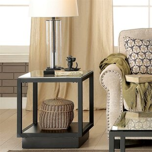 Mackinnon End Table by Lat..