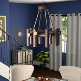 Brayden Studio Caulfield 9-Light LED Novelty Chandelier