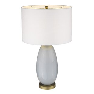 Coffee 1-Light 29 Table Lamp