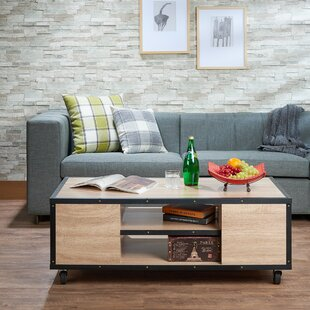 Price Check Leiston Coffee Table by Williston Forge