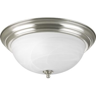 Constantia 3 Light Semi Flush Mount by Charlton Home