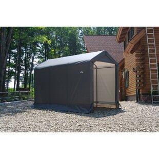 ShelterLogic 6 Ft. x 10 Ft. Steel Pop-Up Canopy