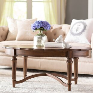 Rexford Coffee Table by Three Posts