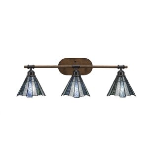 Loon Peak Pujari 3-Light Vanity Light