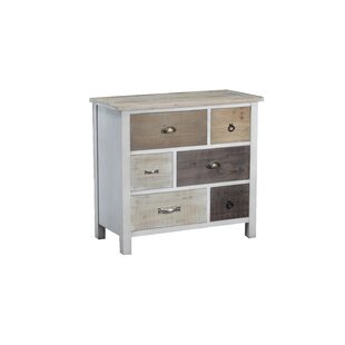 Harold 6 Drawer Accent Chest by Rosecliff Heights