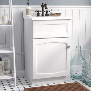 Read Reviews Liz 18 Single Bathroom Vanity Set By Highland Dunes