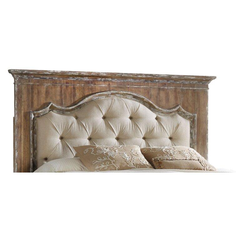Hooker Furniture Chatelet Upholstered Panel Headboard Reviews Wayfair