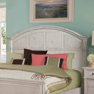 Dorinda Vintage Style Panel Headboard by One Allium Way