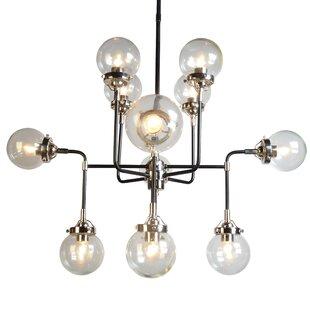 Triston 12-Light Sputnik Chandelier ByLangley Street