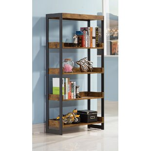 Comparison Enes Etagere Bookcase By Laurel Foundry Modern Farmhouse