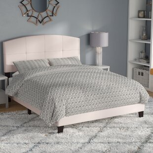Leblanc Panel Bed by Wrought Studio