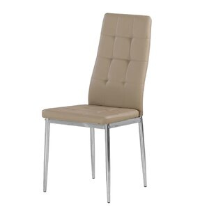 Dolezal Upholstered Dining Chair (Set Of 4) By Metro Lane