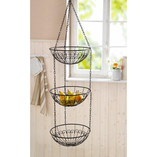 Hanging Kitchen Baskets | Wayfair