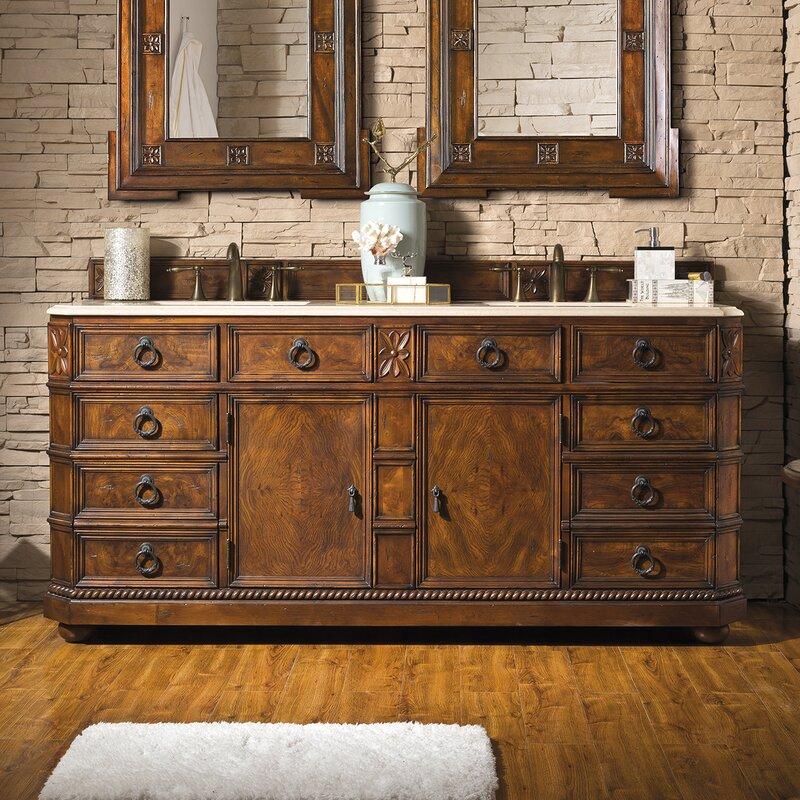 James Martin Furniture Regent 71 Double Bathroom Vanity Set Reviews Wayfair