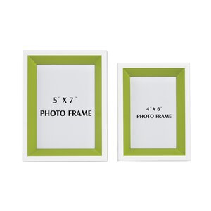 2 Piece Picture Frame Set