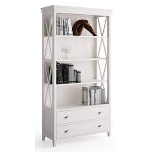 Jeanine 200cm Bookcase By August Grove