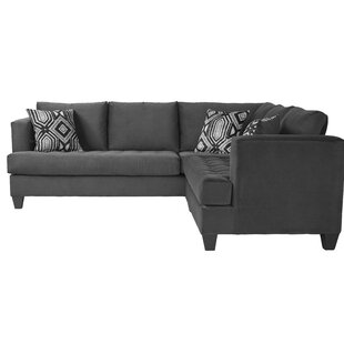 Mickie Sectional by Wrought Studio