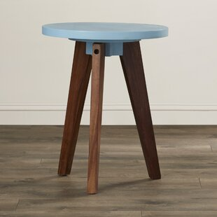 Emile Bunching End Table by Ivy Bronx