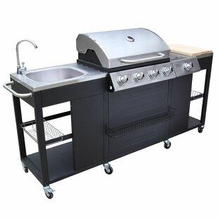 66cm Blountsville Portable Electric Barbecue By Sol 72 Outdoor