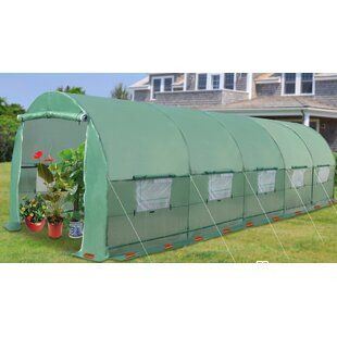 Strong Camel 24.5 Ft. W x 10 Ft. D Hobby Greenhouse