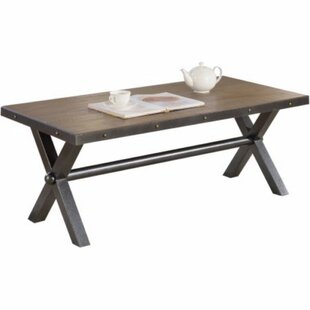 Williston Forge Menahan Coffee Table