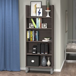 Alves Standard Bookcase by Mercury Row SKU:AA680413 Price Compare