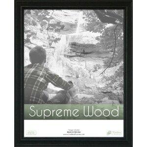 Oak Ridge Rectangle Solid Wood Picture Frame