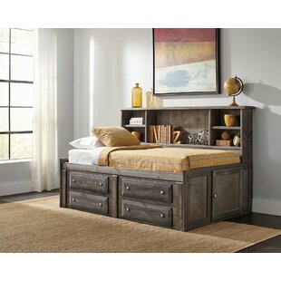 Malina Daybed with Bookcase