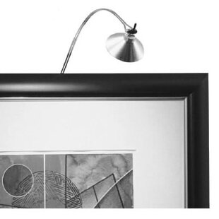 Darby Home Co Halogen 1-Light Wall Picture Light