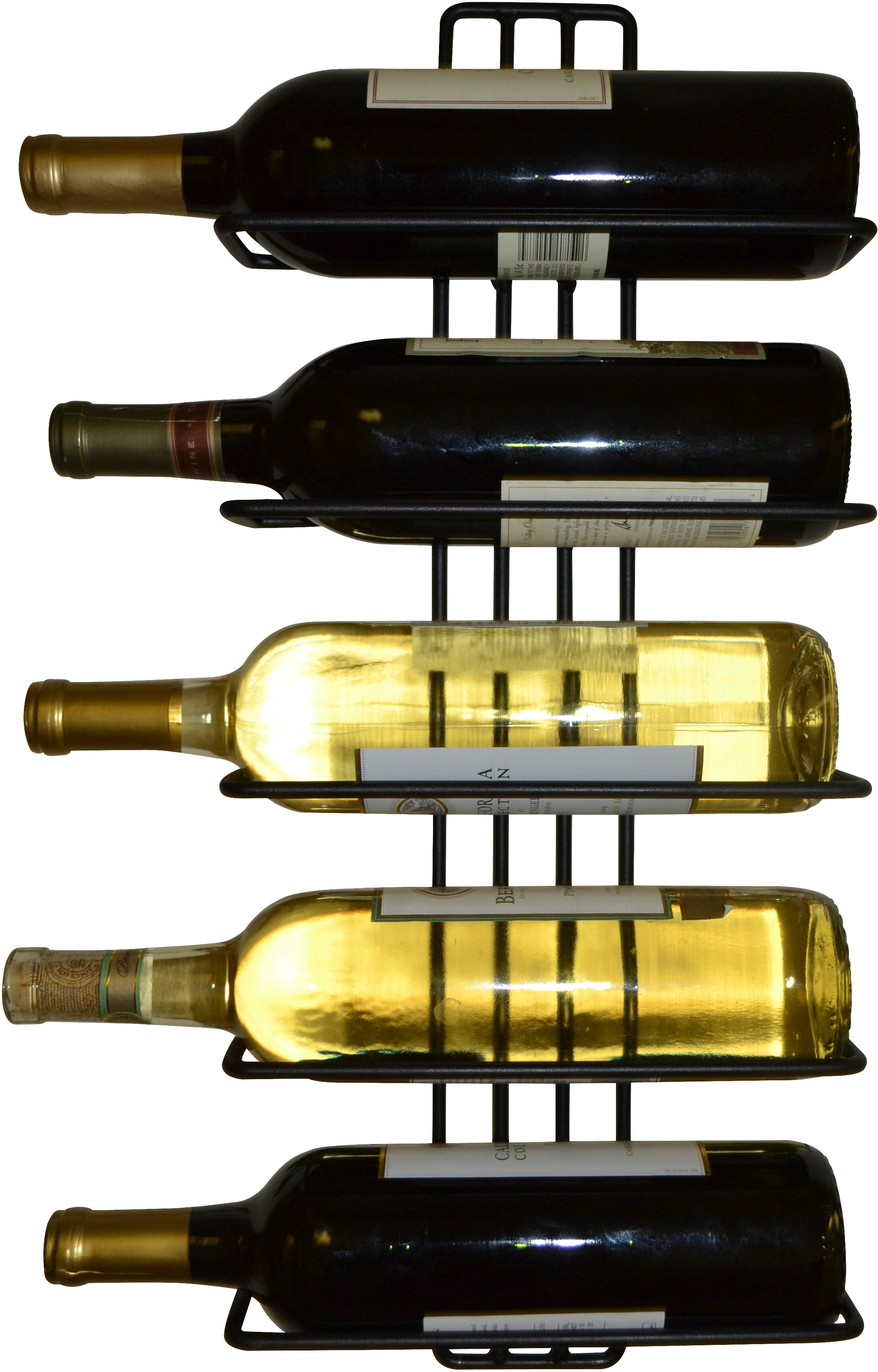 Attractive Decorative Wall Wine Rack Mold - Art & Wall Decor ...