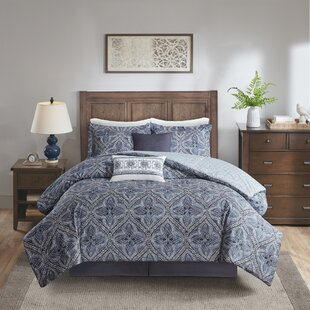 Nulki 6 Piece Comforter Set by Harbor House