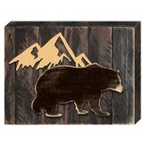 Bear Mountains Wall Décor by Winston Porter