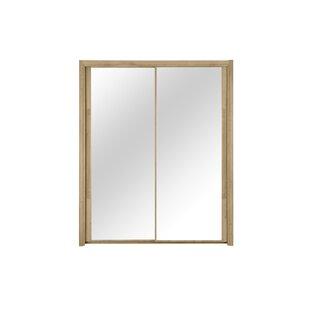 Jaylin 2 Door Sliding Wardrobe By Ebern Designs