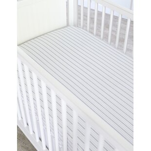 Dream Fitted Crib Sheet By Just Born