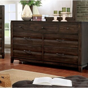Foundry Select Asuncion 7 Drawer Double Dresser