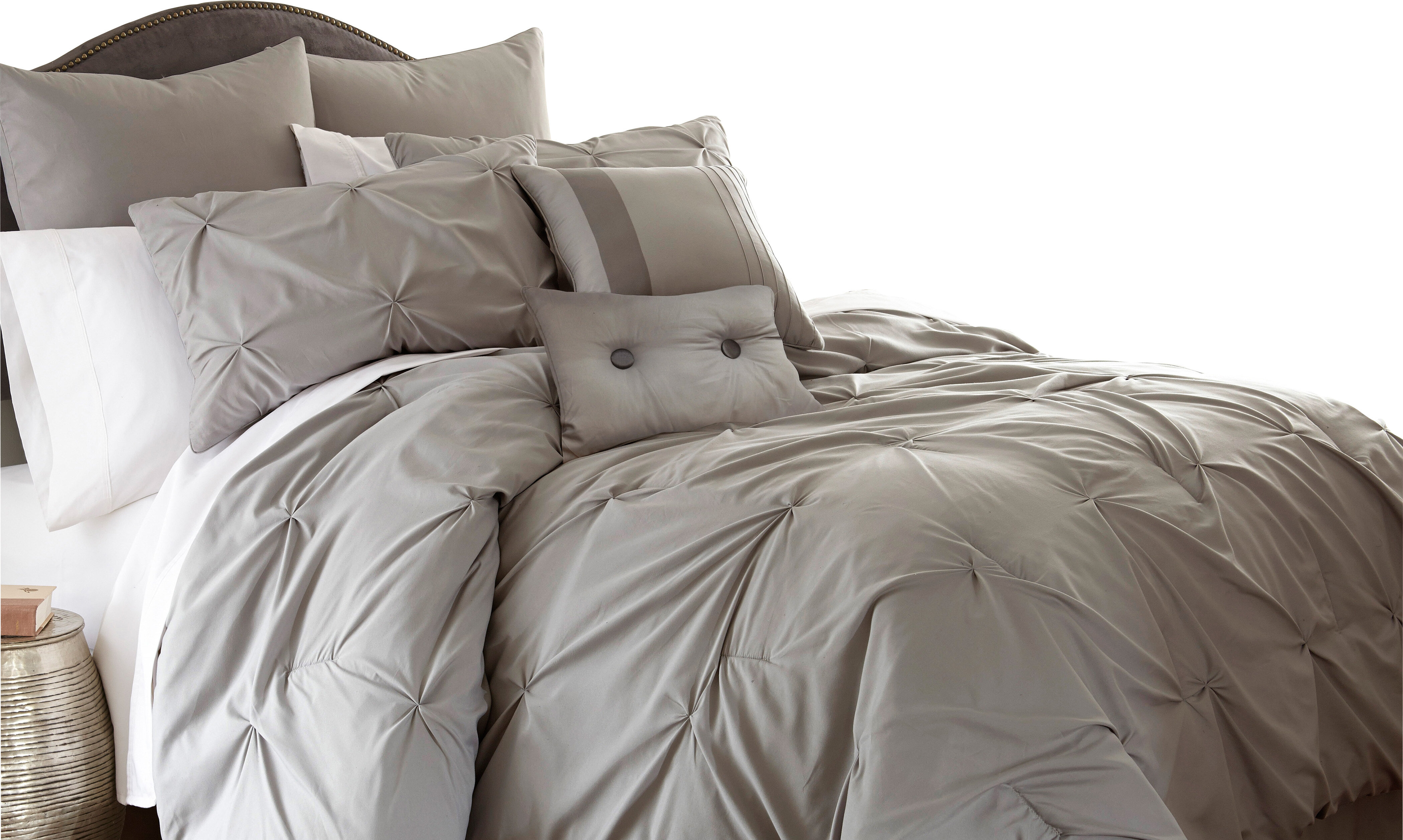 comforter paprika sets linens set queen bedding damask by linen