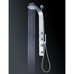Boann Retrofit Adjustable Shower Head Panel