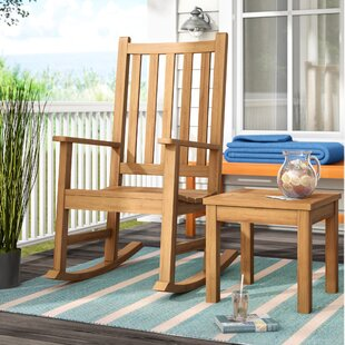 Murtagh 2 Piece Rocking Chair Set