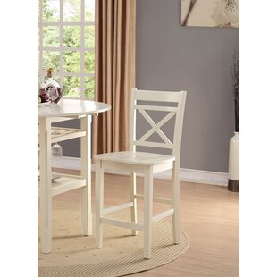 Burroughs Dining Chair (Set of 2) Highland Dunes